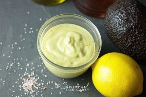 SLC Avocado Vinaigrette