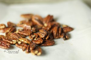 SLC Candied Spicy Pecans